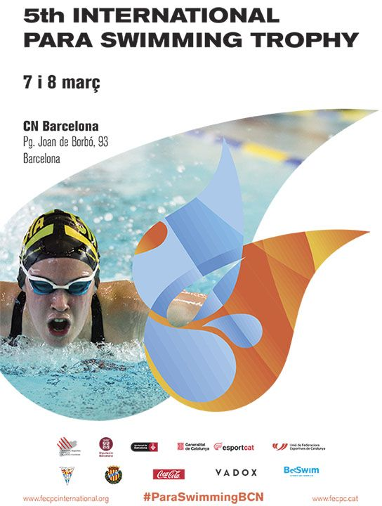 5th Int Para Swimming Trophy 2020-web